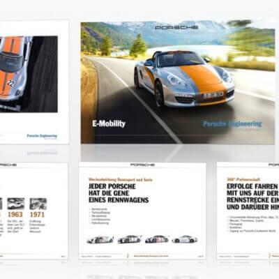 Porsche Rennstall